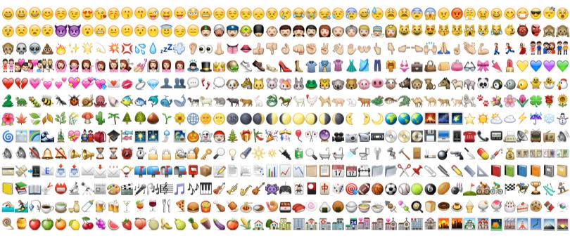 Emoji Mindmaps