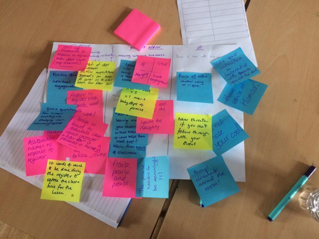 behaviour managament strategies for the classroom
