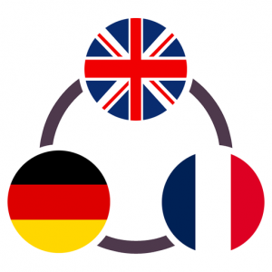 online language tutoring spalding french german english