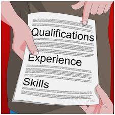 qualifications experience skills in online language teaching