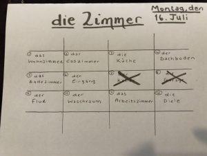 Revision bingo mfl esl