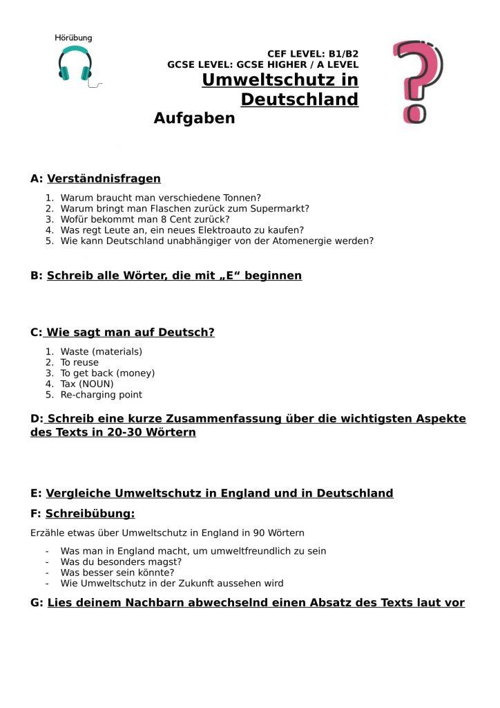 Umweltschutz in Deutschland-2