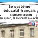 le systeme educatif francais