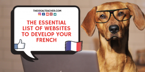 essential list of french websites for students self-study