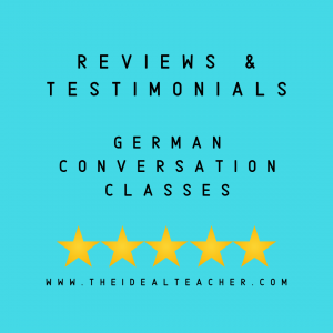 German Conversation Classes