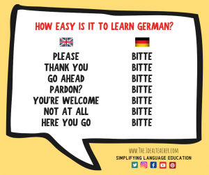 how easy is it to learn german