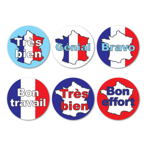 french language reward stickers mfl open evenings