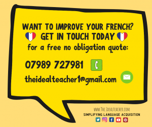 private French lessons near Spalding