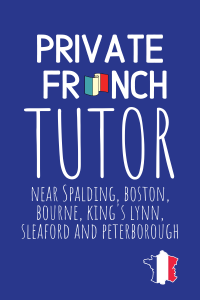 private French tutor near Spalding