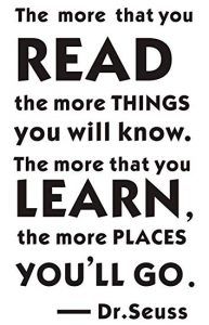 reading activities quote