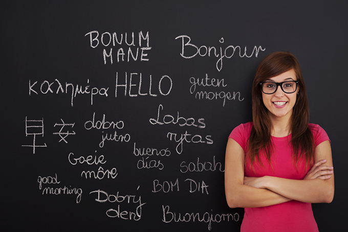 language teacher