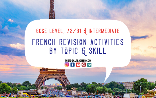 GCSE French Revision Practice