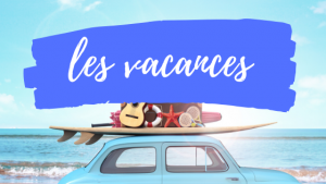 Les vacances holidays French Interview Clip Listening Authentic