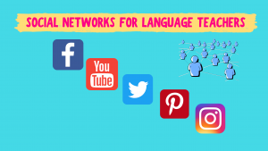 social networks for language teachers