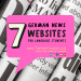 German News Websites For Language Learners