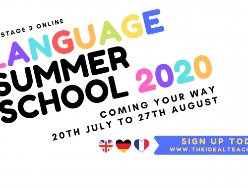 KS3 Language Summer School