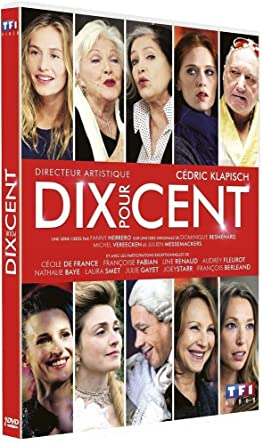 dix pour cent French series to learn French