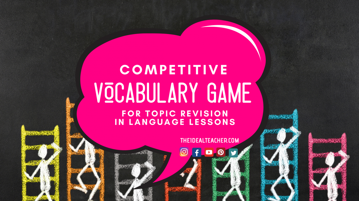 Competitive Vocabulary Game for Language Lessons Revision (2)