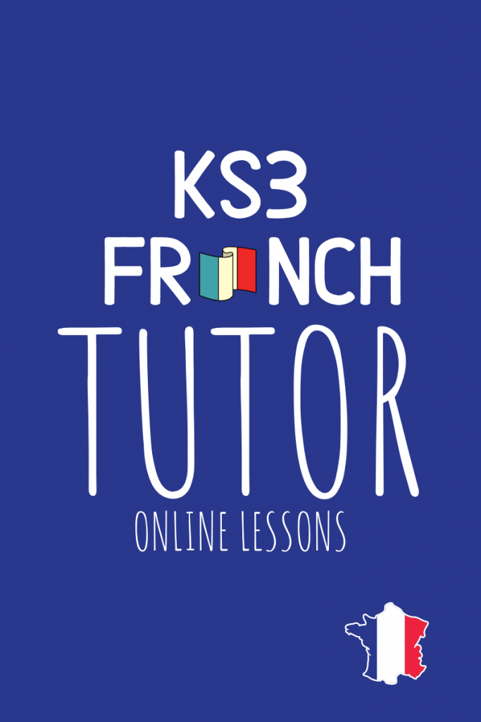 KS3 French Tutor for Year 7, 8, 9
